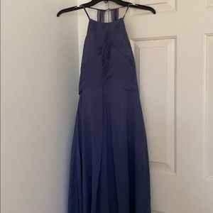 Maxi bridesmaid/ prom dress size 2, worn once